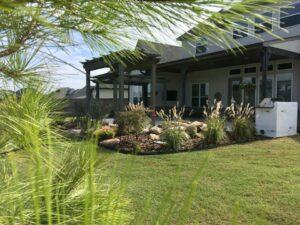 Oklahoma Landscape Architects Backyard Pergolas