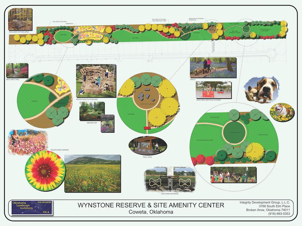 Oklahoma Landscape Architects Recreation Planning Dog Park